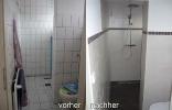 Sanierung Dusche und WC
