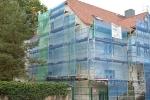 Energetische Sanierung Fassade