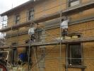 Fassadensanierung Klinkerfassade