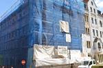 Fassadensanierung MFH in ABG